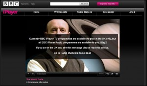 BBC Iplayer Blocked